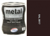 Vitex Heavy Metal Silikon - alkyd RAL 8017 2250ml